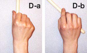 自然体(D-a) 自然体(D-b)